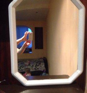 Зеркало для ванной комнаты бу