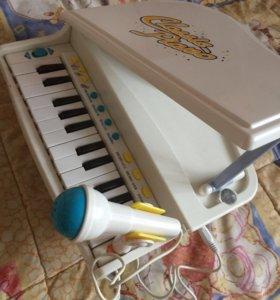 Детское фортепьяно