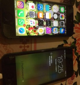айфон 5S& айфон 5