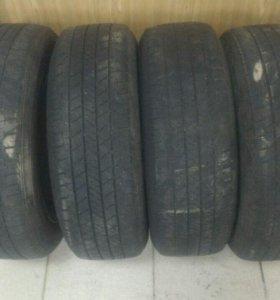 4 колеса на Тайоту