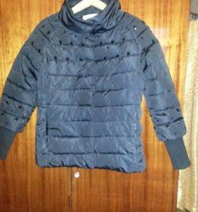 Модная осенняя куртка