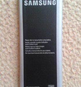 Новая батарея на Samsung Galaxy Note 4