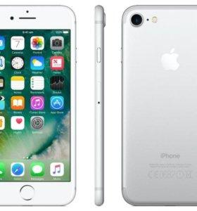 Iphone 7 128гг silver