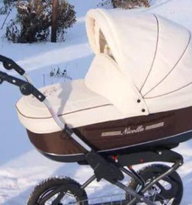 Детская коляска Nikolla 2 в 1