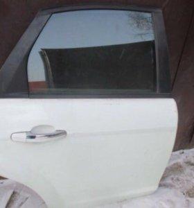 Двери задние форд фокус