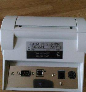 Контрольно-кассовая машина Fprint-02K