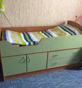Отличная детская кровать