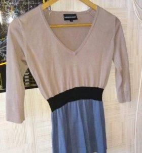 Трикотажная блуза Emporio Armani 42-44