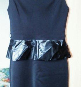 Красивое платье из микродайвинга