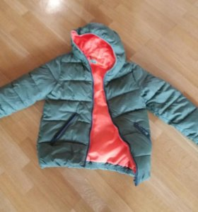 Мужская (подростковая) куртка - пуховик