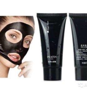 Маска-пленка для кожи лица Black Mask