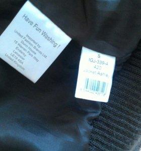 Шерстяная Куртка на подкладке