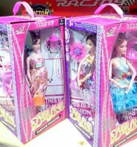 Набор из 4 х Кукол Барби