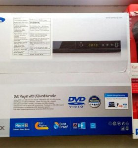 DVD-плеер Samsung E360Karaoke