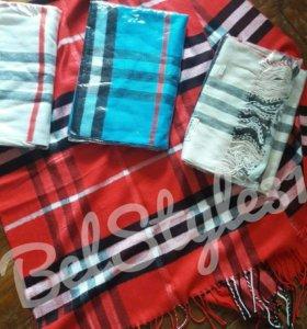 Новые!!! Кашемировые шарфы