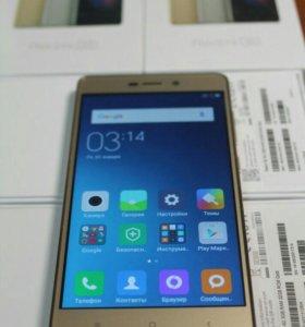 Новый Xiaomi Redmi 3S 32Gb Gold, Grey Pro