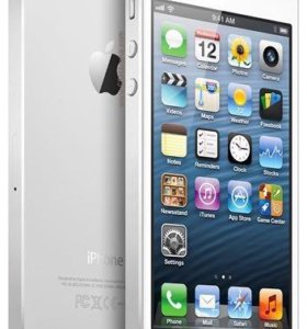 iPhone 5 белый 32гб