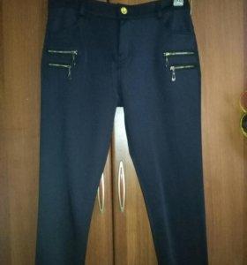 Новые брюки с заниженной талией.