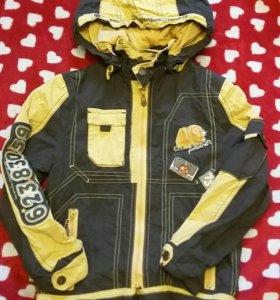 Куртка на мальчика(обменяю или продам)