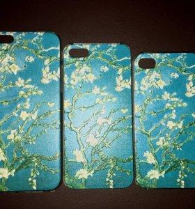 Чехлы для IPhone 4,5,6