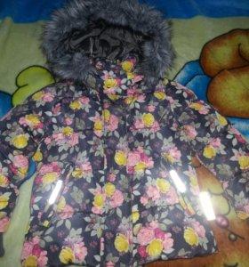 Куртка на весну осень..