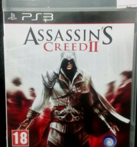Assassin's Creed 2 на PS3