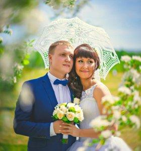 Свадебный фотограф. Фотосессии.