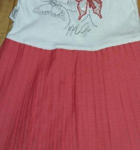 Очень красивое платье для малышки