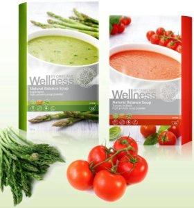 Велнес суп спаржа