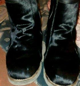 Унты обувь