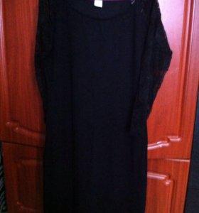 Новое. Черное платье.