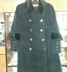 Демисезонное пальто.