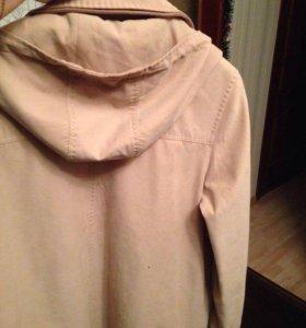 Плащ женский весенний осенний куртка женская