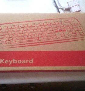 Клавиатура новая