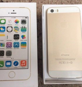 iPhone 5S 64gd gold