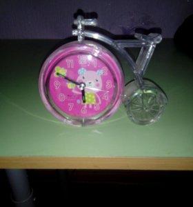 Будильник-часы