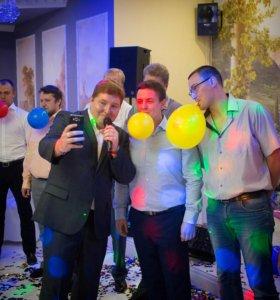Ведущий в Троицк на свадьбу/юбилей