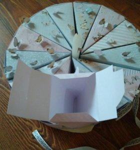 Торт-упаковка