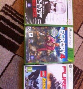 Игры на Xbox 360.