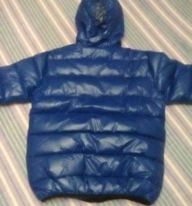 Куртка для мальчика  рост 130-140 см.