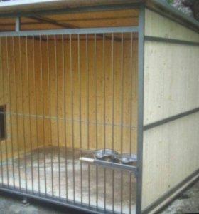 Вальеры и дома животных