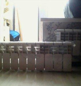 Радиатор отопления(биметалл)