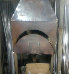 Горн кузнечный или крытый мангал