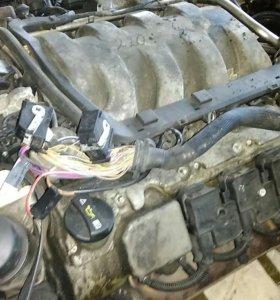 Двигатель 5.0 М113.960