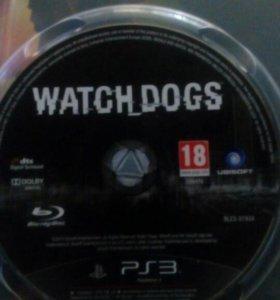 Watch dogs диск есть ли коробки нет