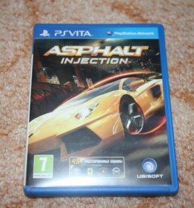 Игра для psp vita asphalt