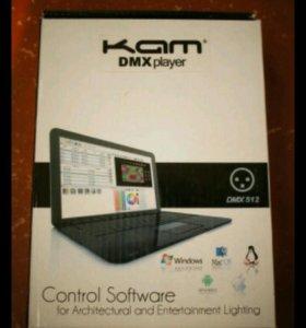 KAM DMX Player USB
