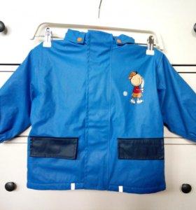 Непромокаемые куртки