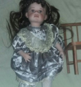 Кукла фарфоровая NJSF