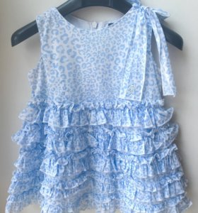Платье Blumarine Baby на 12 м.
